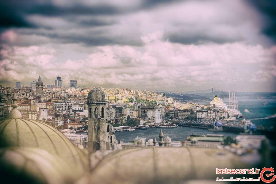 استانبول شهر گنبدها