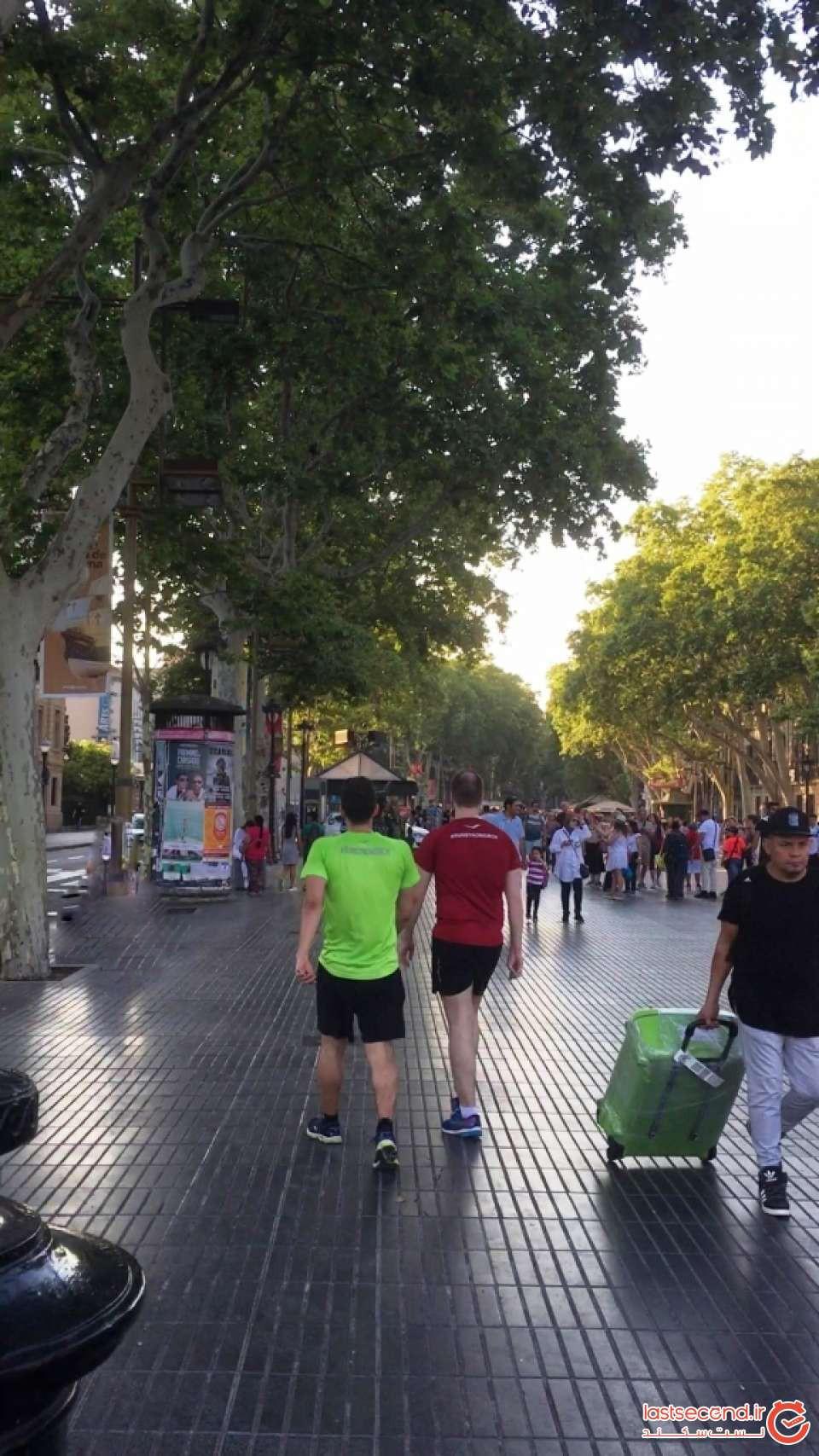 رامبلا بارسلونا