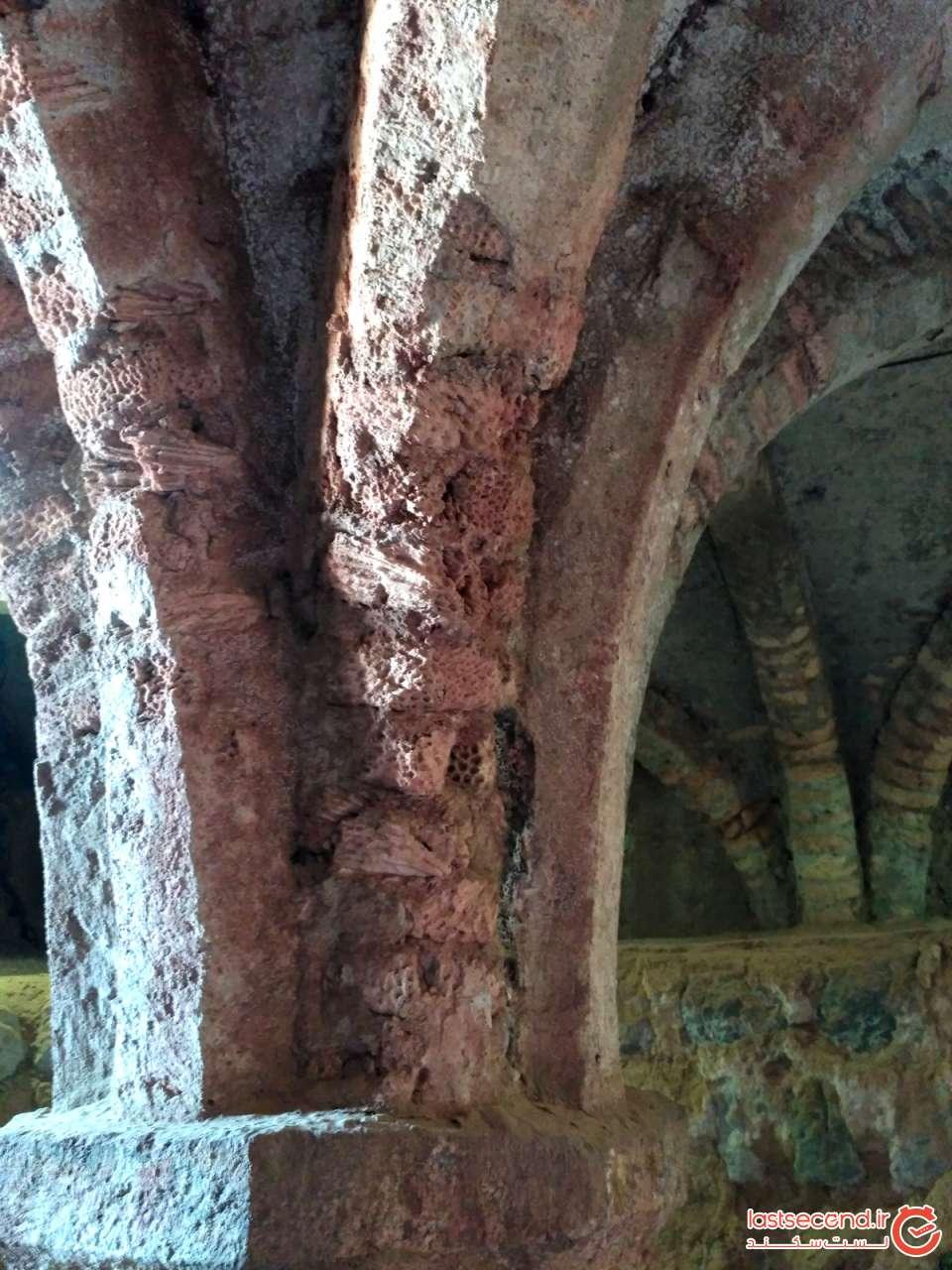 قلعه ی پرتغالی ها در هرمز