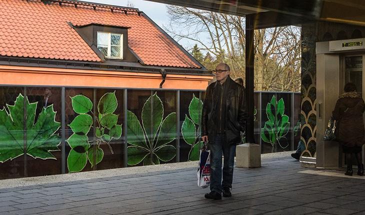 ایستگاه های مترو در استکهلم