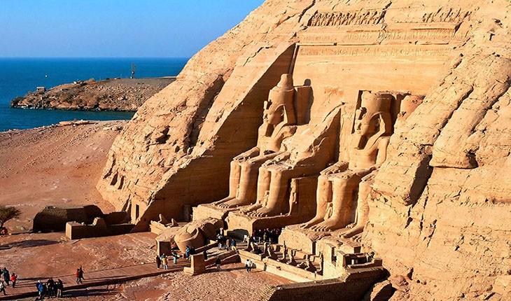 معابد ابوسمبل مصر