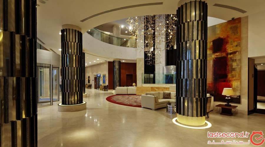 هتل هیلتون باکو (Hotel Hilton Baku)