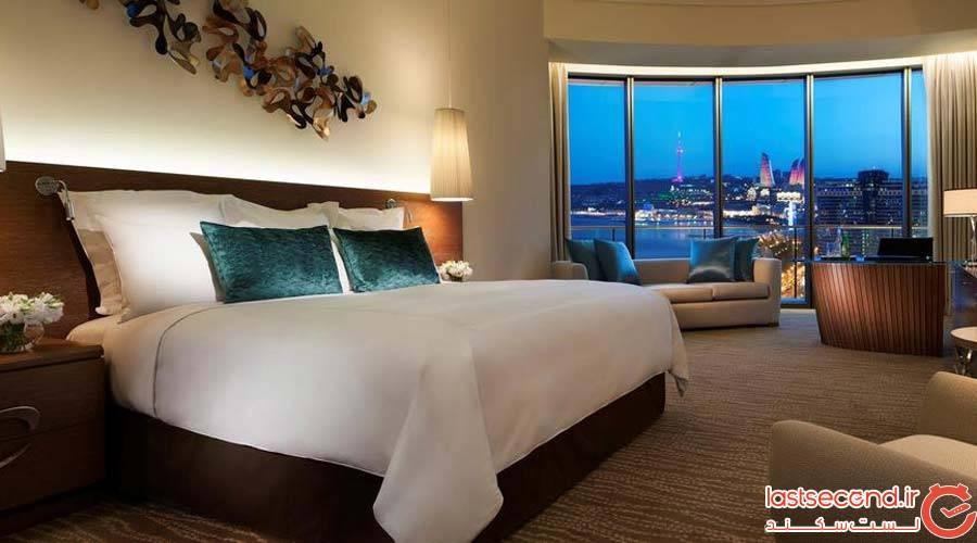 هتل جی دابلیو ماریوت آبشرون باکو (JW Marriott Absheron Baku)