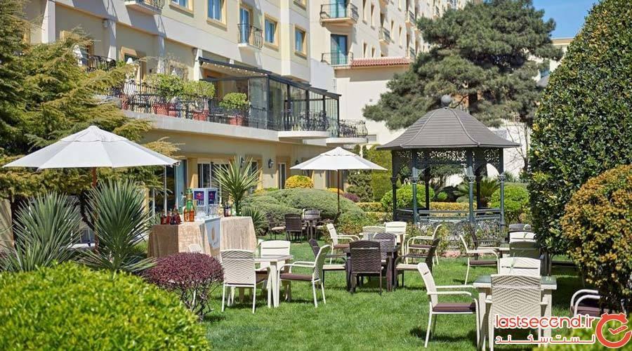 هتل حیات ریجنسی (Hyatt Regency Baku)