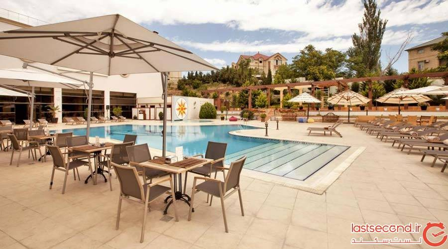هتل اکسلسیور باکو (Excelsior Hotel Baku)