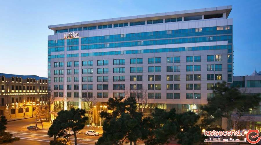 هتل پارک این رادیسون باکو (Park Inn by Radisson Azerbaijan Baku Hotel)
