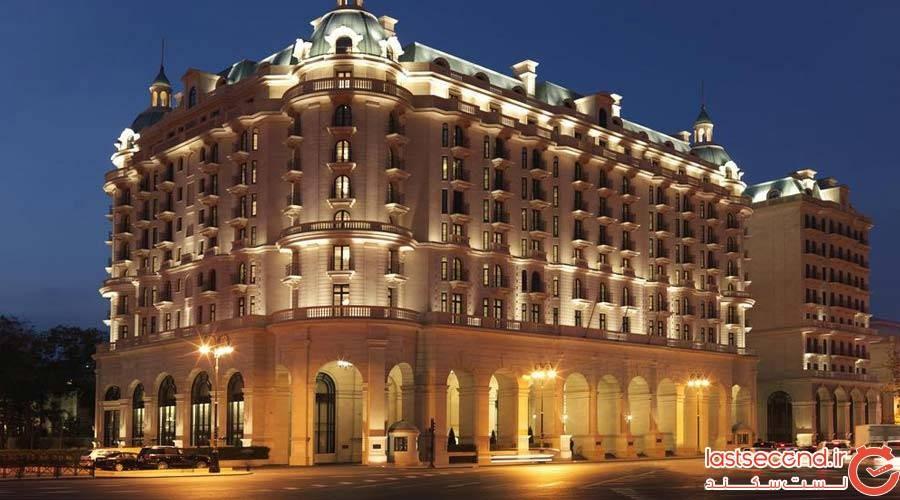 هتل فور سیزن باکو (Four Seasons Hotel Baku)