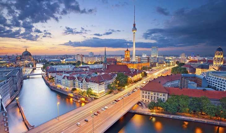 راهنمای جاذبه های گردشگری برلین