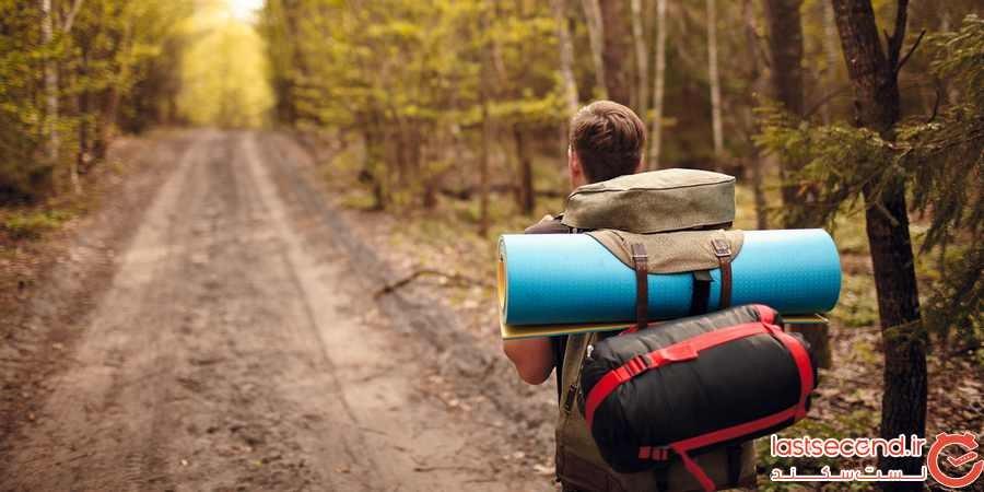 درجه سختی سفرهای طبیعت گردی