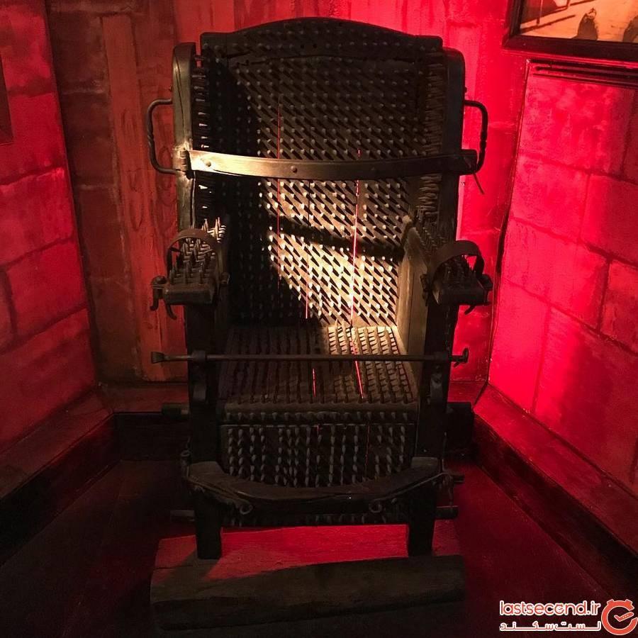 موزه ی شکنجه آمستردام