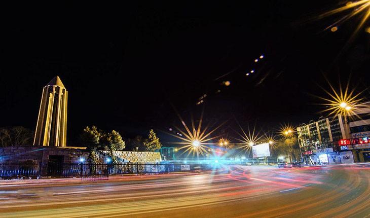 همدان پایتخت گردشگری آسیا در سال 2018