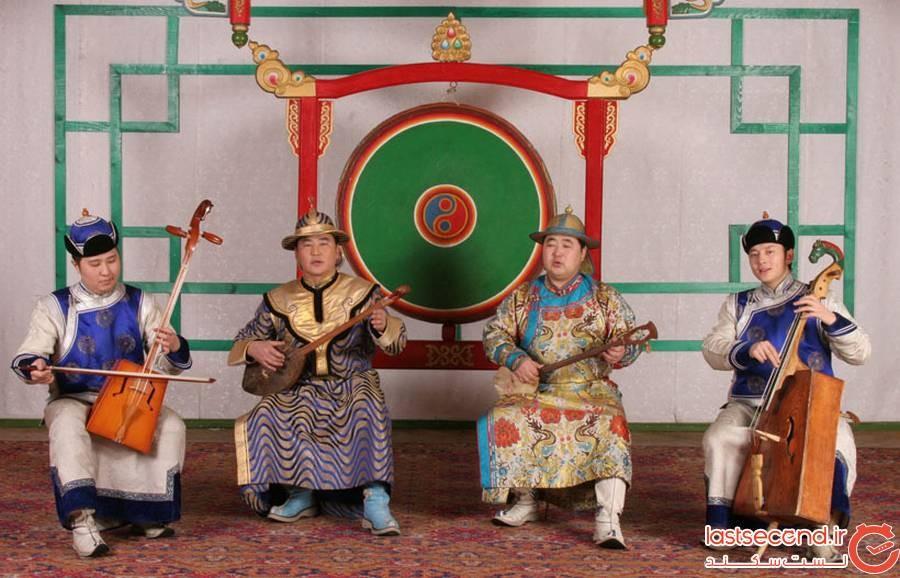 آواز مغولی