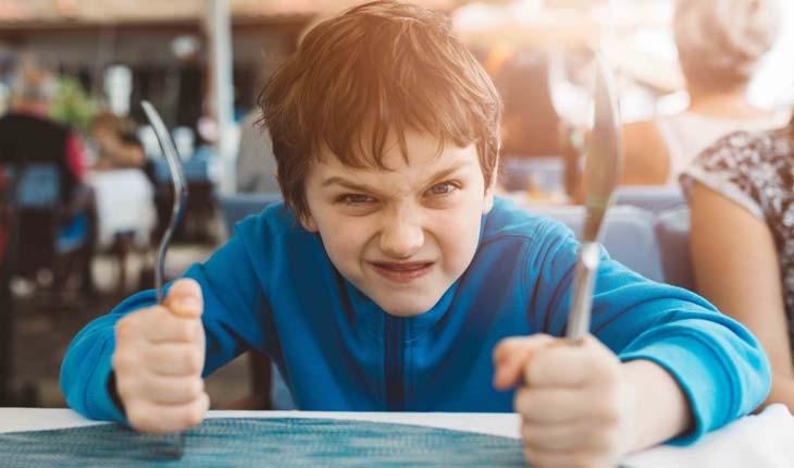 رستوران هایی که ورود کودکان در آن ممنوع است