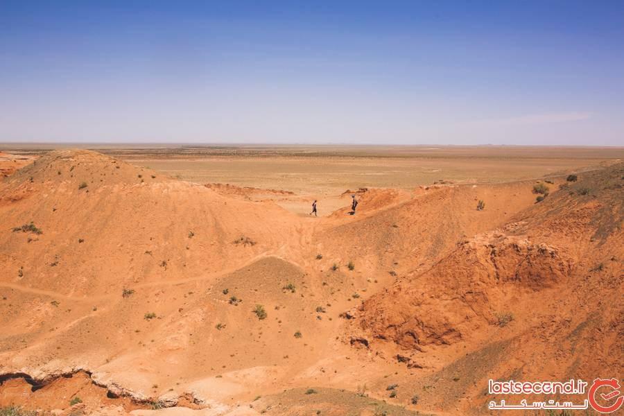 گرمای مغولستان