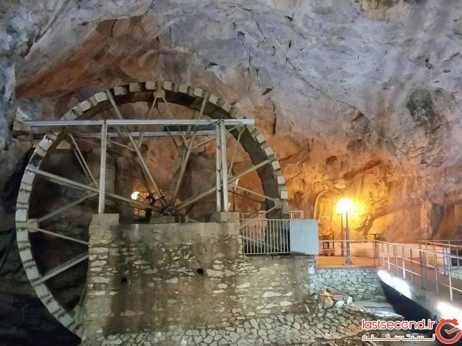 غار مارا یونان