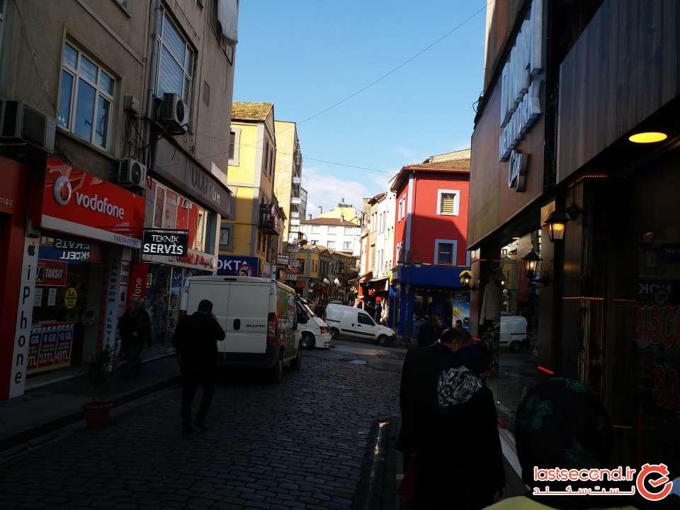 خیابان کندورآچیلار