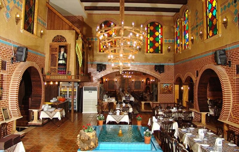 رستوران مهتاب