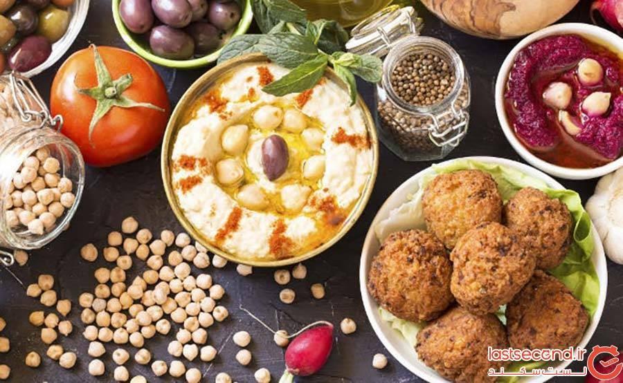 غذا در دبی