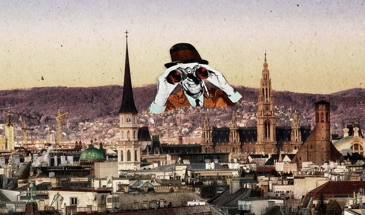 وین، بهشت جاسوس های دنیا