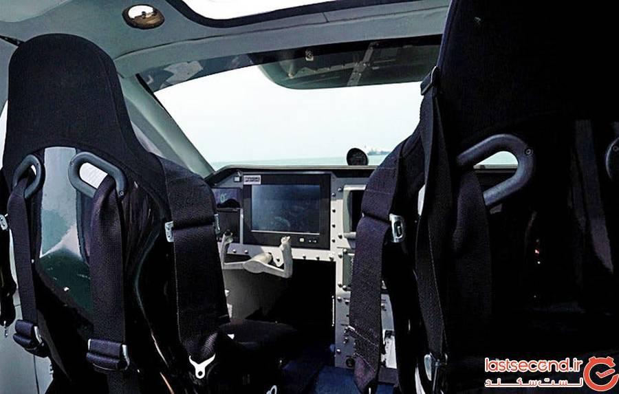 هواپیمای Airfish 8