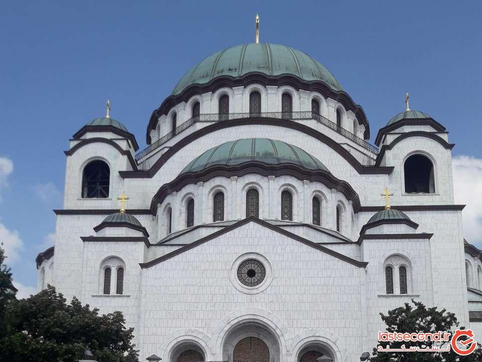 کلیسای جامع سنت ساوا