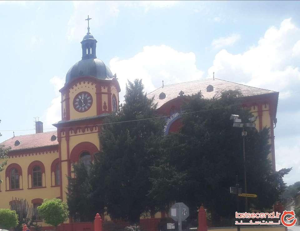 کلیسای جامع سنت نیکلا