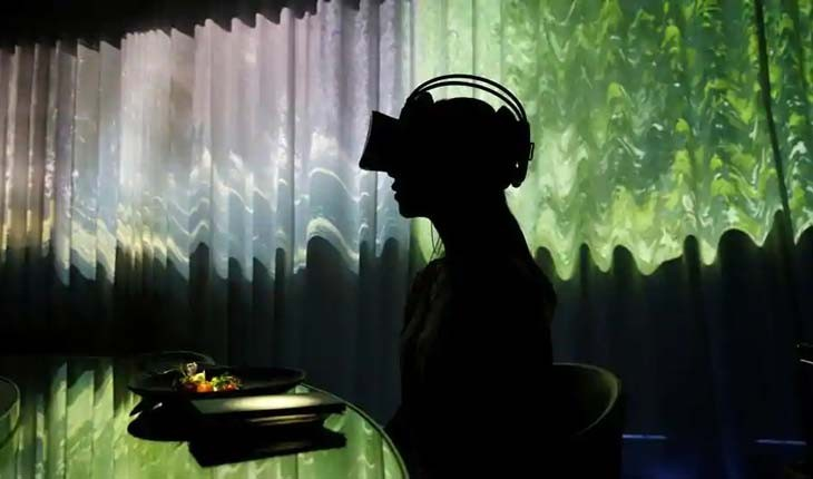 اولین رستوران واقعیت مجازی در توکیو بازگشایی شد