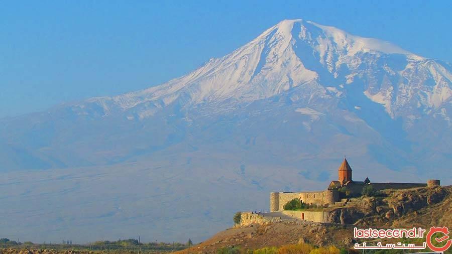 سفر جاده ای به جنوب ارمنستان