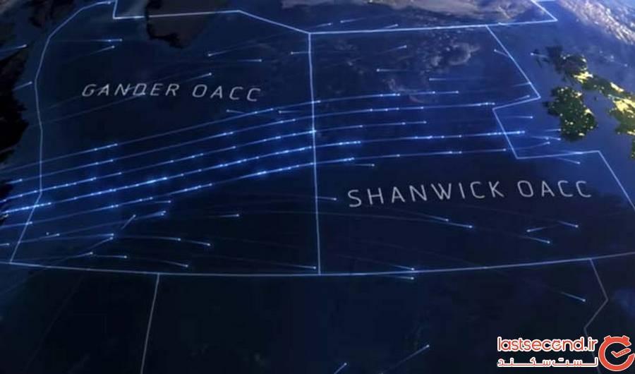بزرگراه های هوایی که بر فراز اقیانوس ها بنا شده اند