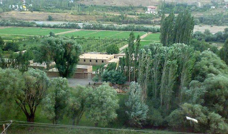 ایستا، روستای عهد قاجار طالقان