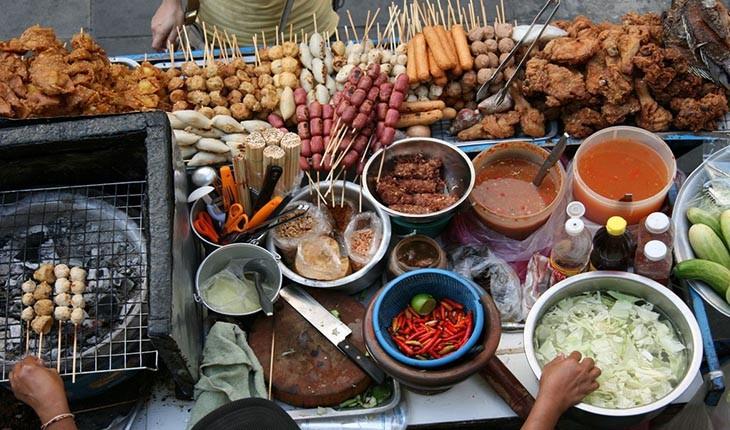 بهترین شهرها برای چشیدن طعم غذاهای خیابانی