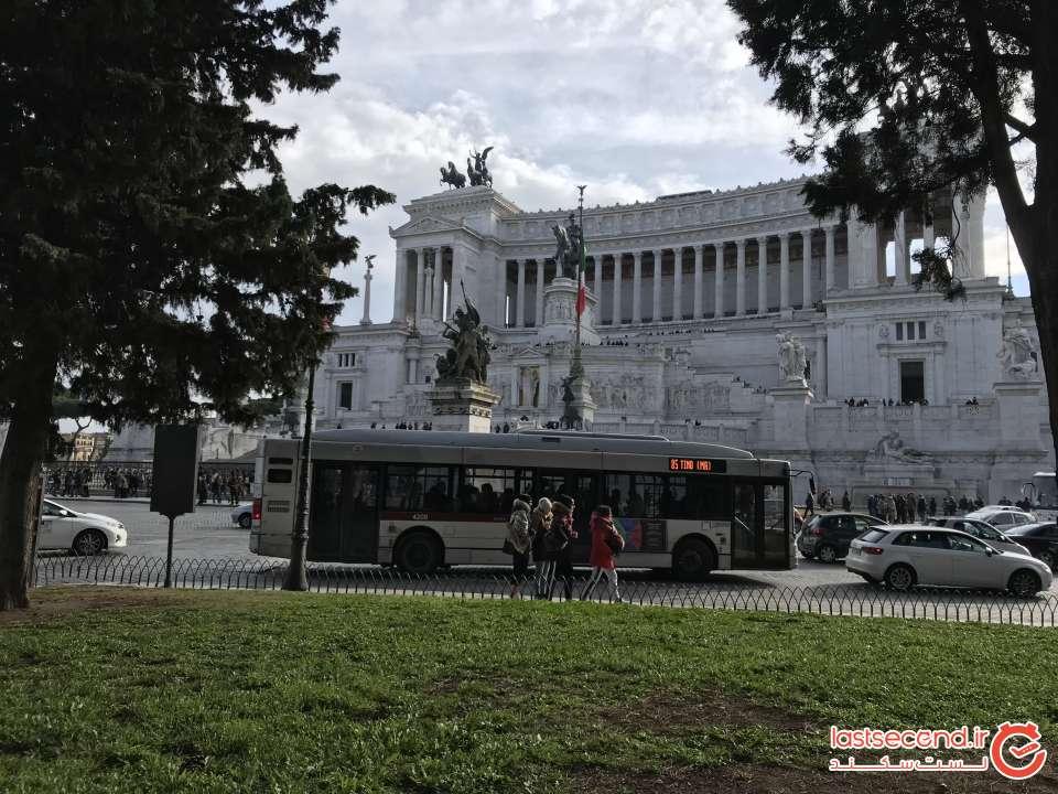 میدان ونیز و بنای محراب وطن