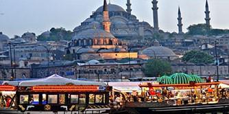 سفری دلنشین به استانبول