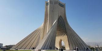 سفر به ابر شهر ایران، تهران