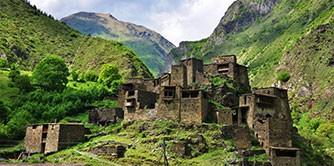 سفر با خودرو شخصی به ارمنستان گرجستان ترکیه