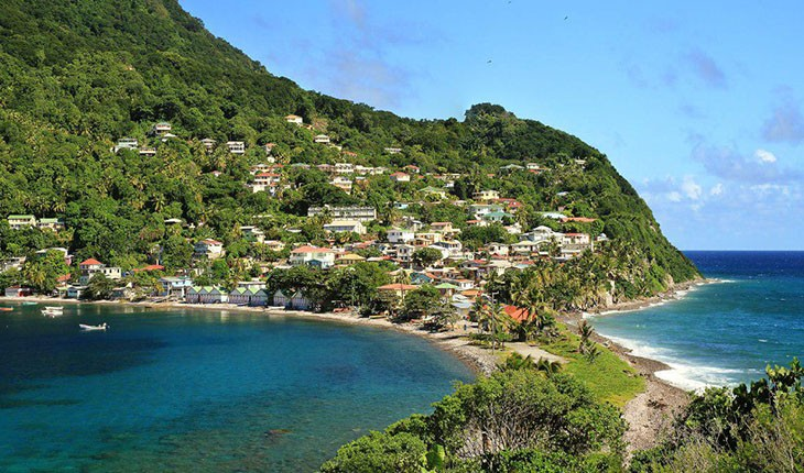 ممنوعیت پلاستیک در جزیره ی دومینیکا