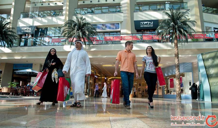 ارزان ترین مراکز خرید دبی