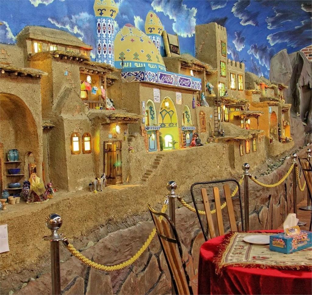 باغ رستوران کوهسار فشم