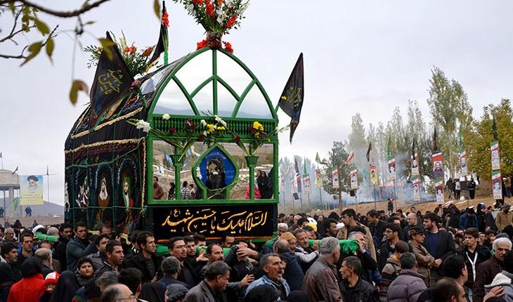 مراسم محرم در شهرهای مختلف ایران