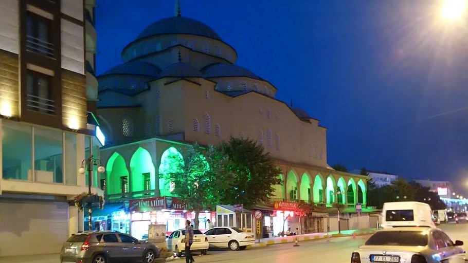 مسجد اولو