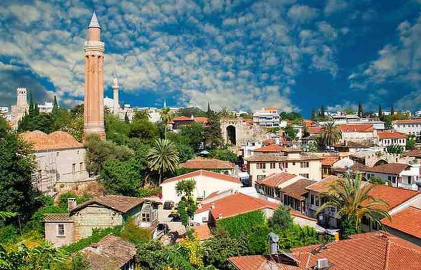 شهر قدیمی  آنتاليا (كاليچی)