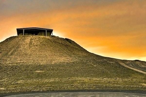Noushjian Ancient hill