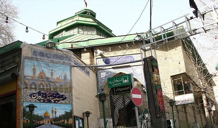 تکیه نیاوران، قدیمی ترین تکیه تهران