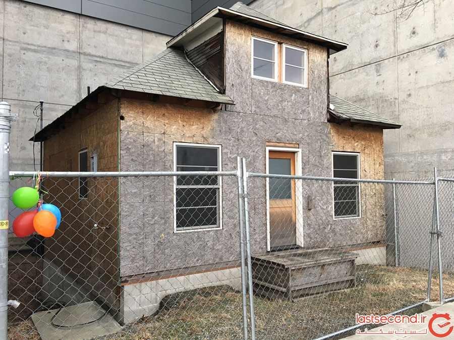 خانه هایی که بر پایه کینه و لجبازی ساخته شده اند