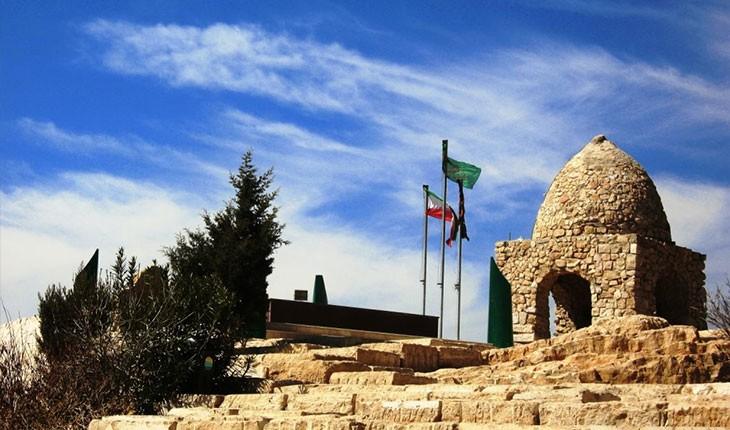 گهواره دید، برج دیده بانی شیراز