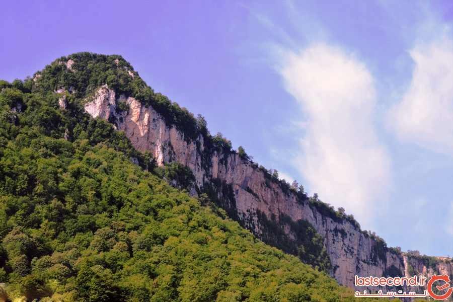 قلعه ماران، پایتخت ییلاقی اشکانیان