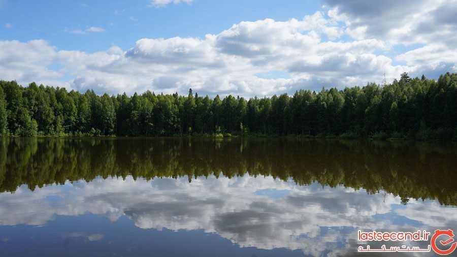 مکان های مافوق طبیعی در روسیه که حتی محلی ها از آن می ترسند