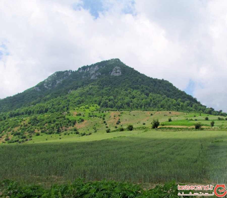 قلعه ماران گرگان