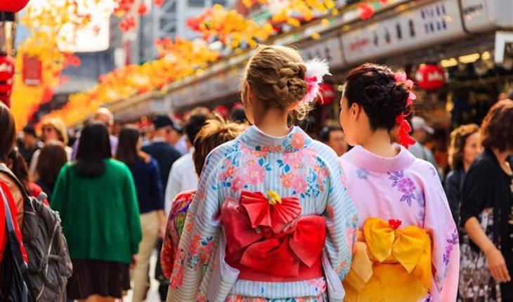 ژاپن گنجایش این همه توریست را ندارد
