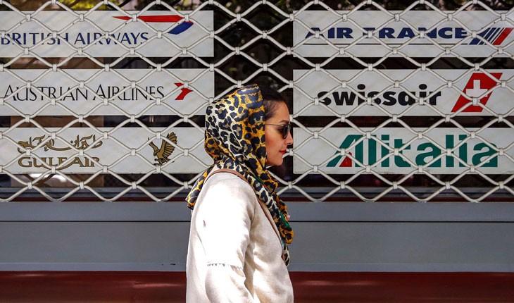 گزارش والاستریت ژورنال از تاثیر تحریمها بر مسافرت ایرانیان